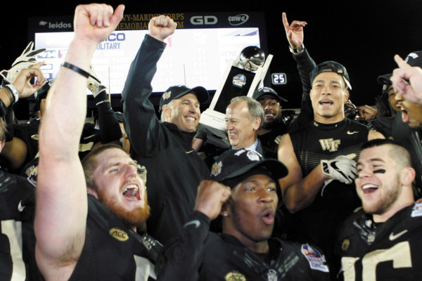 Wake Forest Football 2017: Raise Them Up in the Way They Should Go