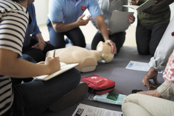 Becoming CPR Certified