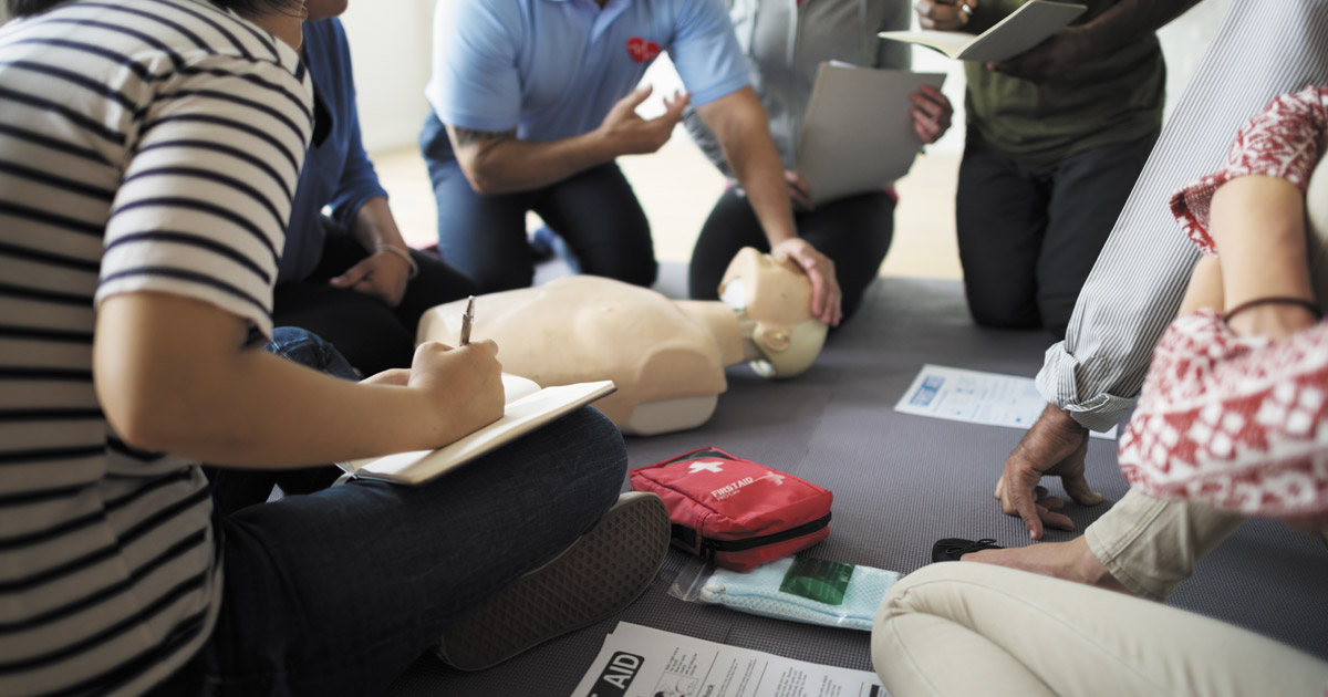 Becoming Cpr Certified Forsyth Family Magazine
