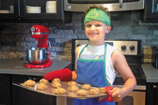 Silas Henry The 12-Year-Old Cookiepreneur