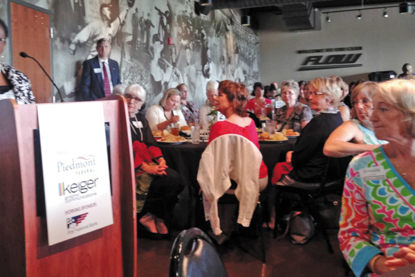"""Out and About"" in Winston-Salem with…Success Luncheon"