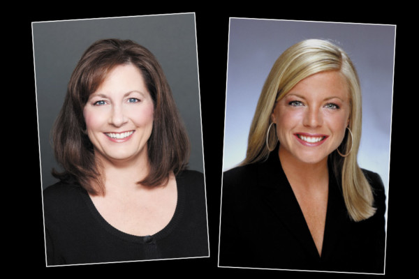 Two of a Kind: Jody Peske and Ashley McKenzie-Sharpe