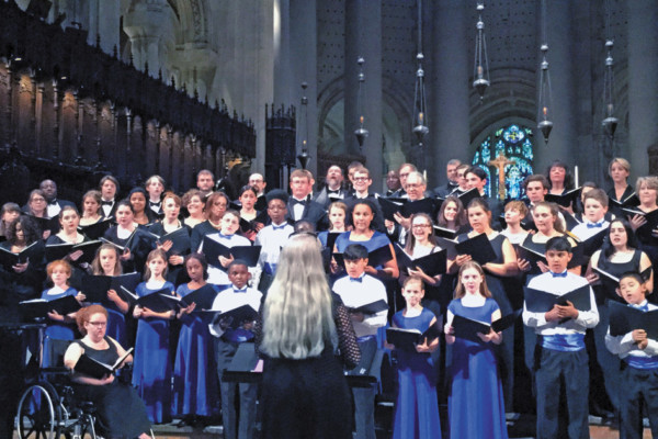 The Winston-Salem Youth Chorus Where Music Molds the Future