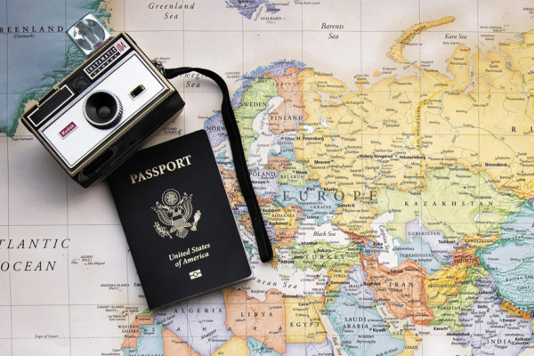 My Grace-Full Life:  Faith in Jesus through the Lens of a Passport Application