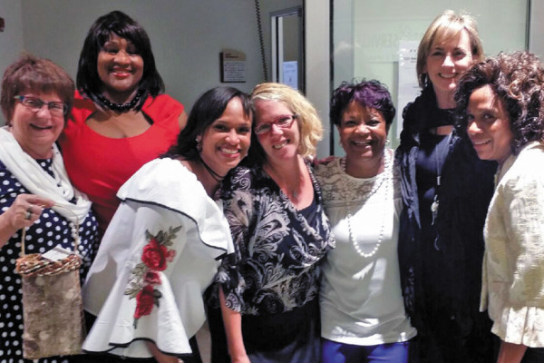 """Out and About"" in Winston-Salem  With Senior Services – The ""Evening for Alzheimer's Care"""