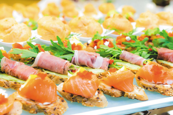 The Advantages of Catering Your Next Event