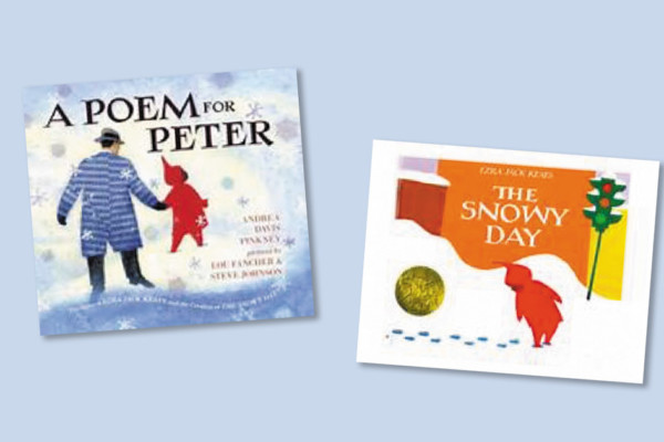 From The Book Shelf: Snow, Snow, Snow