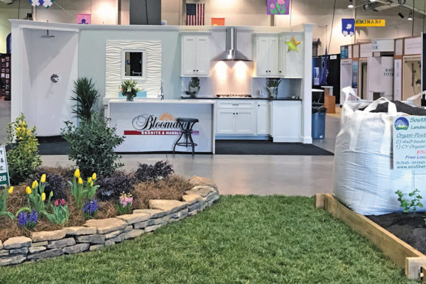 Celebrate Spring at the 29th Annual Triad Home and Garden Show