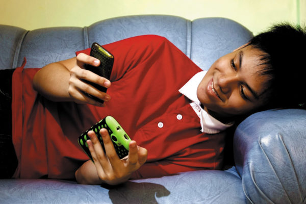 The Truth about Smartphones and Teenagers