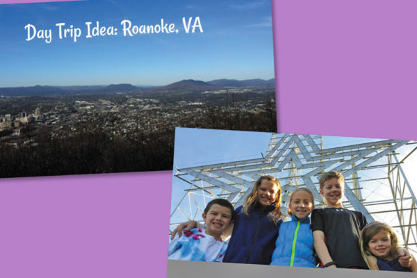 Family Day Trip Idea: Roanoke, VA