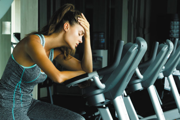 Why It's Okay to Go Through Ups and Downs in Your Workout Routine