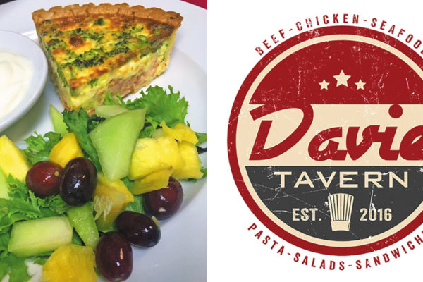 Dining Guide:  Brunch at Davie Tavern