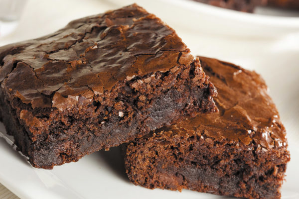 A Sweet Ending: Classic Fudge Brownies