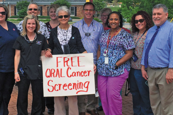 The Importance of Regular Oral Cancer Screenings