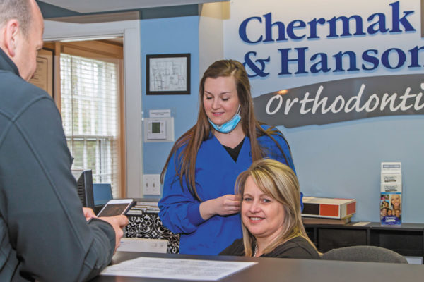 Chermak & Hanson Orthodontics  Cutting-edge Technology, Still with Family Values