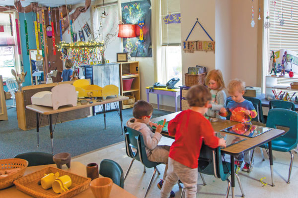 Ardmore Baptist Preschool Anchored in Christ