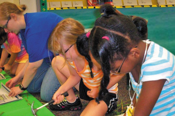 Get Messy, Play, and Learn at Kaleideum Camps This Summer