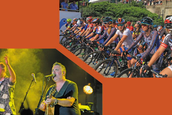 2018 Gears and Guitars Music Festival & Winston-Salem Cycling Classic