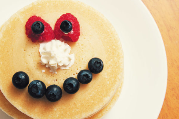 Triad Moms on Main:  The First Pancake