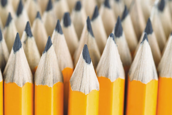 My Grace-Full Life:  Lessons From a Pencil