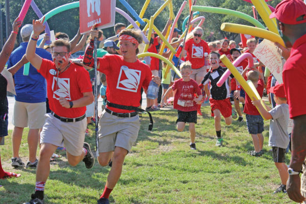 WinShape Camps A Winning Mix of Fun and Life-Changing Moments