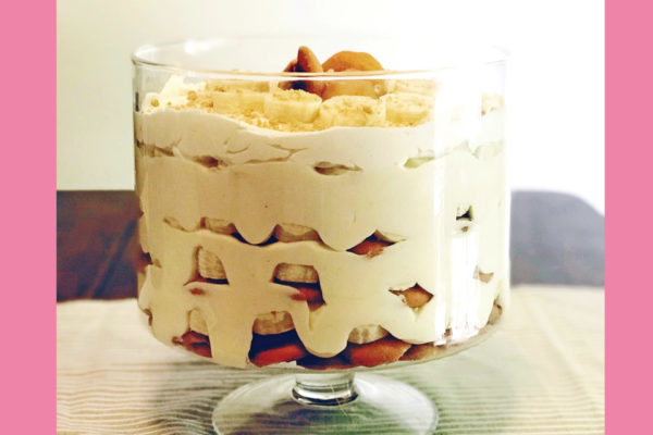 A Sweet Ending: Classic Banana Pudding
