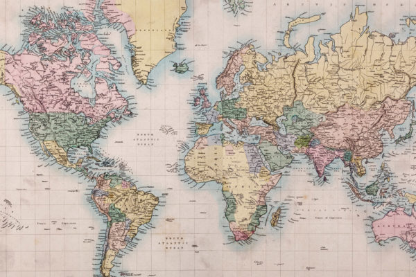 Exploring the World through Geography