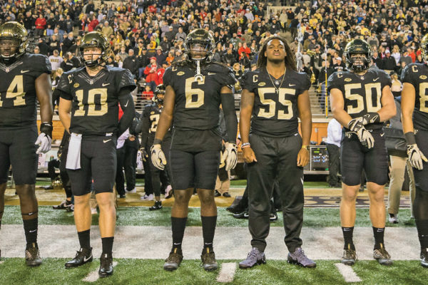 Wake Forest Football Builds on Success