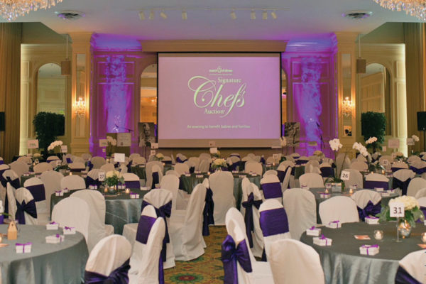 Signature Chefs Auction Benefits March of Dimes