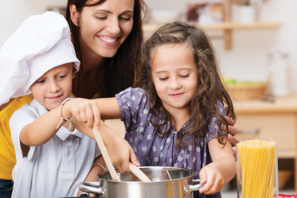 Kids in the Kitchen: Halloween Dinner Ideas