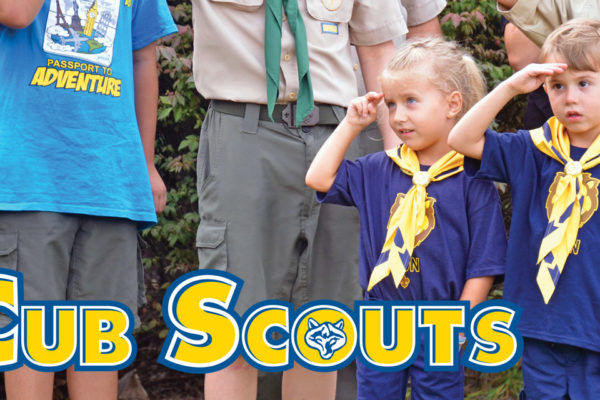 Cub Scouts Now Open to Boys AND Girls!