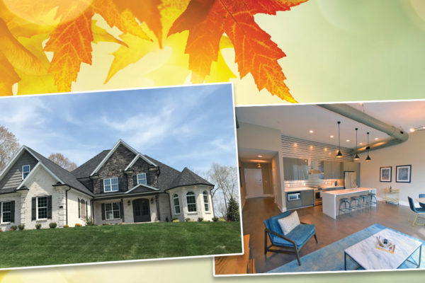 Fall Parade of Homes Find Your Perfect Gathering Place