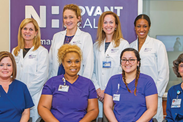 Novant Health WomanCare – Kernersville – Meet the Dedicated Professionals Focused on Your Care