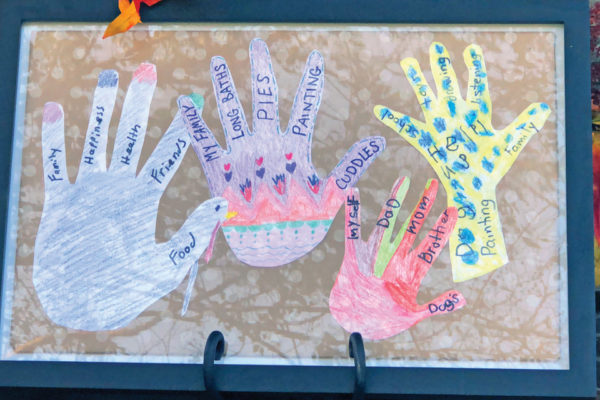 A Thanksgiving Family Craft