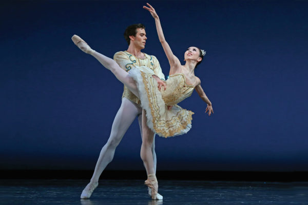 """Houston Ballet Stars Yuriko Kajiya and Connor Walsh to Take the Stage in  UNCSA's Acclaimed Production of """"The Nutcracker"""""""