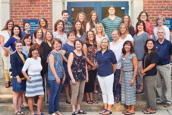 Home at Last – Meaningful Work Found at Ardmore's Redeemer School