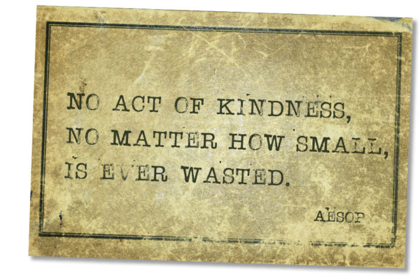 10 Random Acts of Kindness You Can do With Your Kids