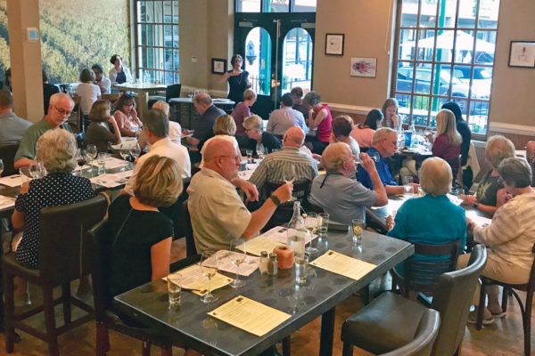 Dining Guide: The Bistro at Wine Merchants