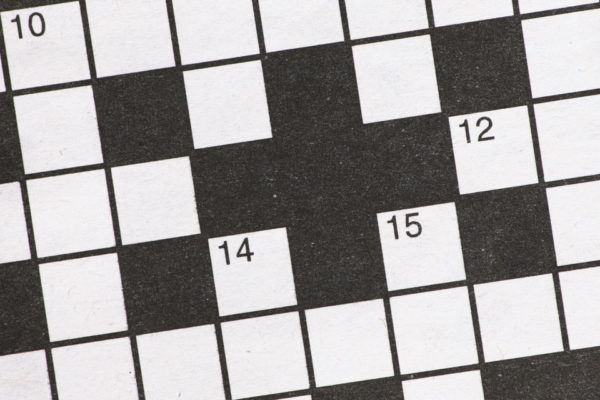 """I Need a Word!"" – Five Benefits of Crossword Puzzles"