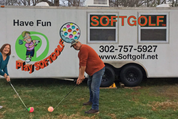 Get Out and Play Softgolf™ A Sanctuary of Unity and Fun