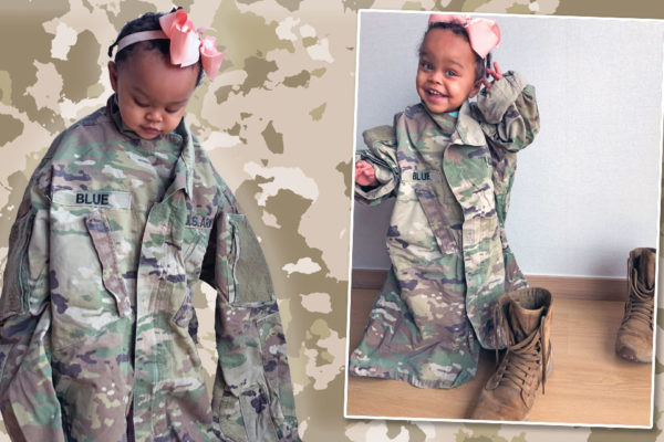 The Life of a Military Child: They Deserve a Thank You