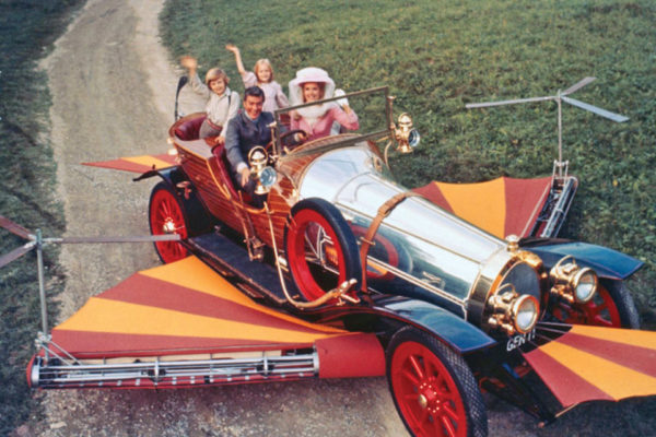 Family Day at RiverRun on April 13th FREE Activities Include Screening of Chitty Chitty Bang Bang