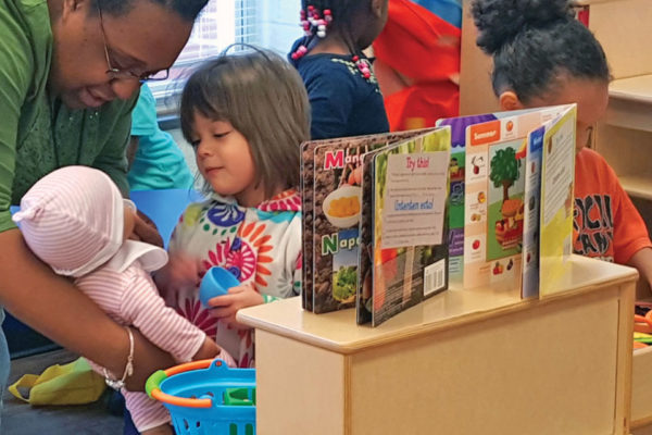 Making Pre-K a Priority in Forsyth County