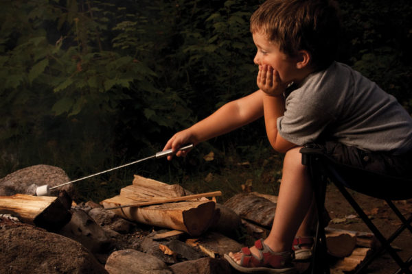 Making Memories and S'Mores: A Practical Guide to Camping with Kids