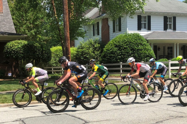 """Out and About"" in Winston-Salem with the Winston-Salem Cycling Classic"
