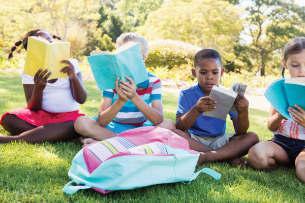 Tips to Keep Your Kids Interested in Reading During the Summer