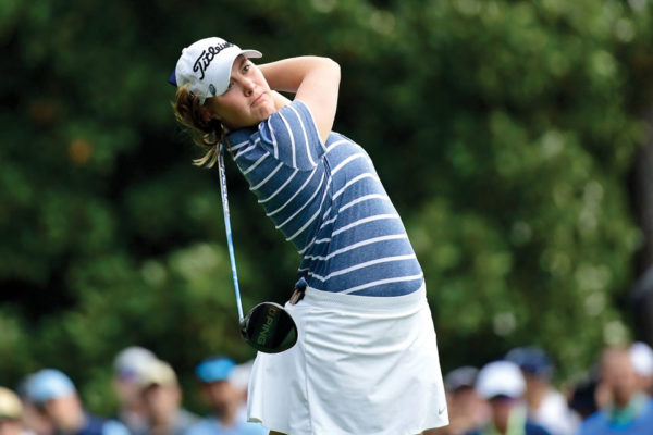 Wake Forest's Jennifer Kupcho Makes Her Indelible Mark in Golf History at Augusta