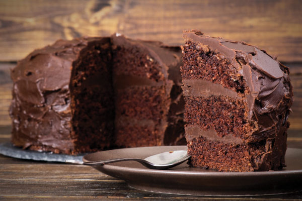 A Sweet Ending:  Coca Cola Chocolate Cake