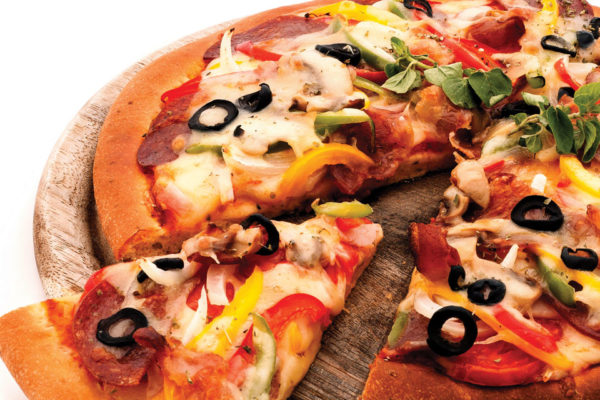 Encouraging Healthy Eating with Pizza