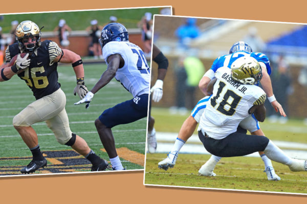 With History Being Made, the Big Four and Friday Night Lights, there's a Lot to Get Excited about with Wake Forest Football this Season!
